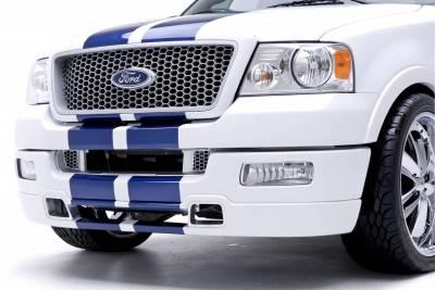F150 - Front Bumper - 3dCarbon - Ford F150 3dCarbon Front Air Dam - 691110