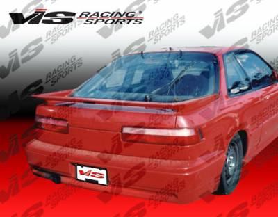 VIS Racing. - Acura Integra 2DR VIS Racing Techno R Spoiler - 90ACINT2DTNR-003