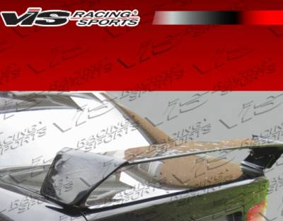 Spoilers - Custom Wing - VIS Racing - Mazda Protege VIS Racing Techno R Spoiler - 90MZ3234DTNR-003