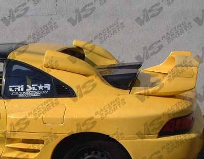 Spoilers - Custom Wing - VIS Racing - Toyota MR2 VIS Racing Techno R Widebody Spoiler - 90TYMR22DTNRWB-003
