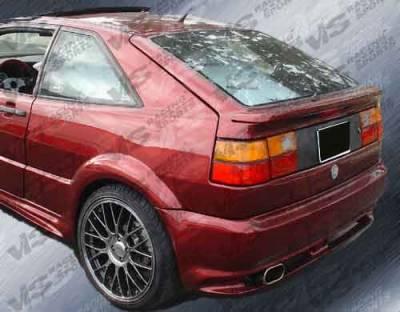 Spoilers - Custom Wing - VIS Racing - Volkswagen Corrado VIS Racing Max Spoiler - 90VWCOR2DMAX-003