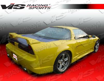 Spoilers - Custom Wing - VIS Racing - Acura NSX VIS Racing GT Widebody Spoiler - 91ACNSX2DGTWB-003