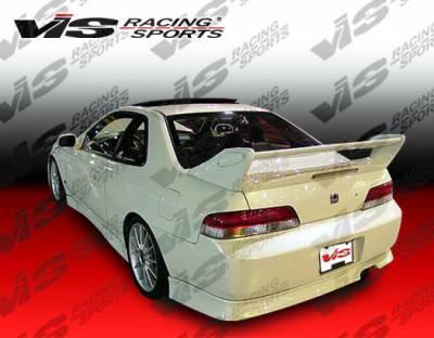 Spoilers - Custom Wing - VIS Racing - Honda Civic 2DR VIS Racing GTR Spoiler - 92HDCVC2DGTR-003