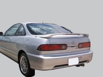 Spoilers - Custom Wing - VIS Racing - Acura Integra 2DR VIS Racing Factory Style Spoiler - 94ACINT2DOE-003