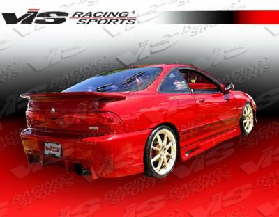Spoilers - Custom Wing - VIS Racing - Acura Integra VIS Racing Z1 boxer Spoiler - 94ACINT2DZ1-003