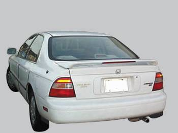 Spoilers - Custom Wing - VIS Racing - Honda Accord 2DR & 4DR VIS Racing Factory Style Spoiler - 94HDACC2DOE-003