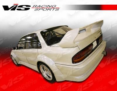 Spoilers - Custom Wing - VIS Racing - Mitsubishi Galant VIS Racing GTR Spoiler - 94MTGAL4DGTR-003