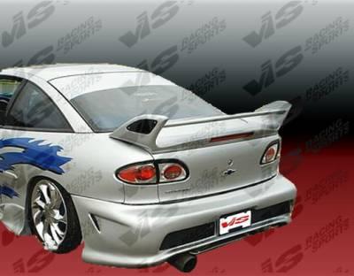 Spoilers - Custom Wing - VIS Racing - Chevrolet Cavalier VIS Racing GTR Spoiler - 95CHCAV2DGTR-003
