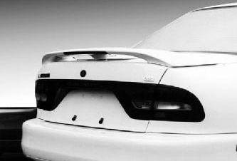 Spoilers - Custom Wing - VIS Racing - Mitsubishi Galant VIS Racing Factory Style Spoiler with Light - 960028L