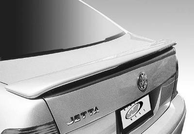 Spoilers - Custom Wing - VIS Racing - Volkswagen Jetta VIS Racing Custom Style 3 Leg Wing with Light - 960046L