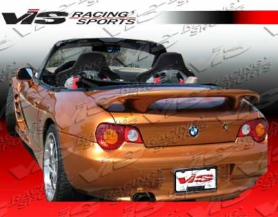 Spoilers - Custom Wing - VIS Racing - BMW Z3 VIS Racing Invader Spoiler - 96BMZ32DINV-003