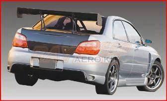 Impreza - Side Skirts - Bayspeed. - Subaru Impreza Bayspeed INGS Style Side Skirts - 1194NG