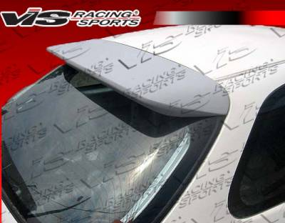 Spoilers - Custom Wing - VIS Racing - Honda Civic HB VIS Racing Type S Spoiler - 96HDCVCHBSPN-003