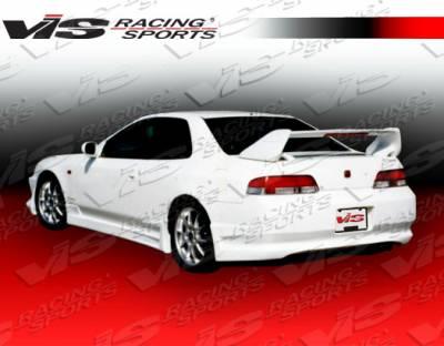 Spoilers - Custom Wing - VIS Racing - Honda Prelude VIS Racing GT Spoiler - 97HDPRE2DGT-003