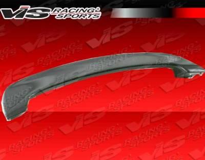 Spoilers - Custom Wing - VIS Racing - Porsche Boxster VIS Racing A-Tech Carbon Fiber Rear Spoiler - 97PSBOX2DATH-003C