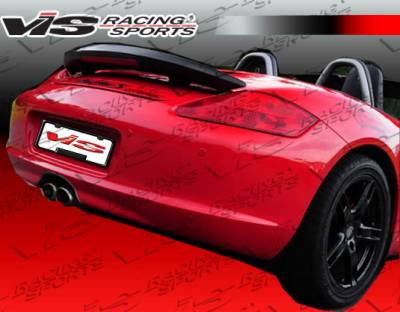 Spoilers - Custom Wing - VIS Racing - Porsche Boxster VIS Racing G Tech Spoiler - 97PSBOX2DGTH-003
