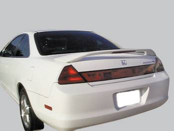 Spoilers - Custom Wing - VIS Racing - Honda Accord 2DR VIS Racing Factory Style Spoiler - 98HDACC2DOE-003
