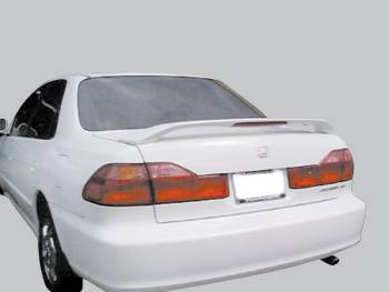 Spoilers - Custom Wing - VIS Racing - Honda Accord 4DR VIS Racing Factory Style Spoiler - 98HDACC4DOE-003