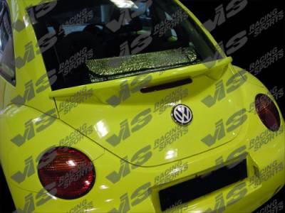 Spoilers - Custom Wing - VIS Racing - Volkswagen Beetle VIS Racing C Tech Spoiler - 98VWBEE2DET-003