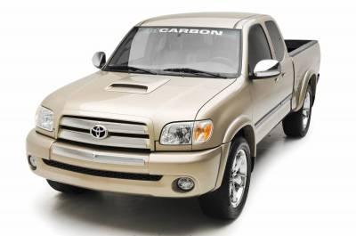 Billy Craft Honda >> Toyota Tundra 3dCarbon Hood Scoop - 691248