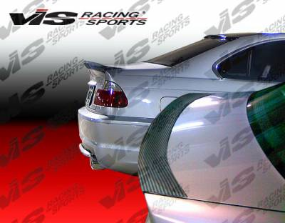 Spoilers - Custom Wing - VIS Racing - BMW 3 Series 2DR VIS Racing CSL Spoiler - 99BME462DCSL-003