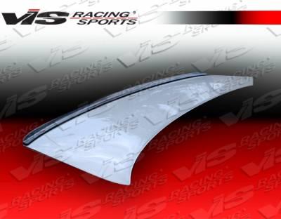 Spoilers - Custom Wing - VIS Racing - BMW 3 Series 2DR VIS Racing M3 Style Rear Spoiler - 99BME462DM3-003C
