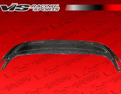 Spoilers - Custom Wing - VIS Racing - Ford Mustang VIS Racing Carbon Fiber Stalker Spoiler - 99FDMUS2DSTK-003C