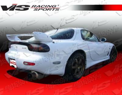 Spoilers - Custom Wing - VIS Racing - Mazda RX-7 VIS Racing OEM Spoiler - 99MZRX72DOE-003