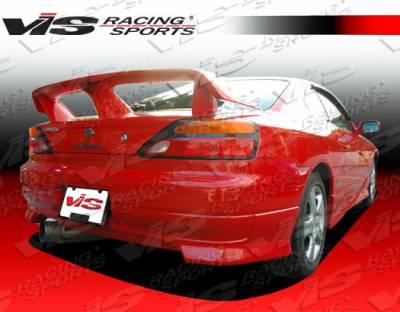 Spoilers - Custom Wing - VIS Racing - Nissan Silvia VIS Racing Techno R Spoiler - 99NSS152DTNR-003