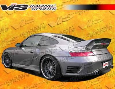 Spoilers - Custom Wing - VIS Racing - Porsche 911 VIS Racing A Tech Spoiler - 99PS9962DATH-003