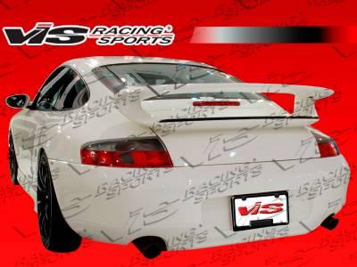Spoilers - Custom Wing - VIS Racing - Porsche 911 VIS Racing D3 Spoiler - 99PS9962DD3-003