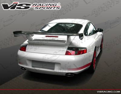 Spoilers - Custom Wing - VIS Racing - Porsche 911 VIS Racing D3 KS Spoiler - 99PS9962DD3KS-003