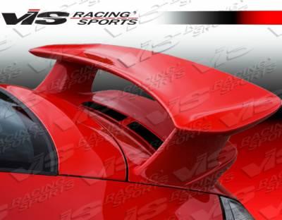 Spoilers - Custom Wing - VIS Racing - Porsche 911 VIS Racing D3 Racing Series Spoiler - 99PS9962DD3RS-003