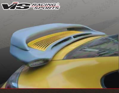 Spoilers - Custom Wing - VIS Racing - Porsche 911 VIS Racing G-Tech Spoiler - 99PS9962DGTH-003