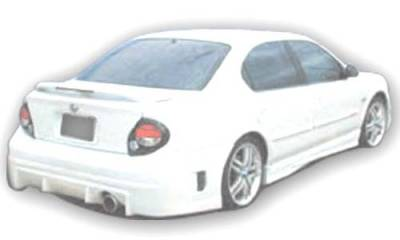 Maxima - Side Skirts - Bayspeed. - Nissan Maxima Bay Speed Combat Style Side Skirts - 1251C