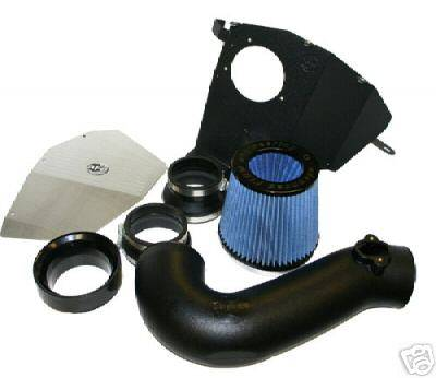 Air Intakes - OEM - Custom - aFe E60 E63 V8 4.8L Stage 2 Intake - Plus 12HP