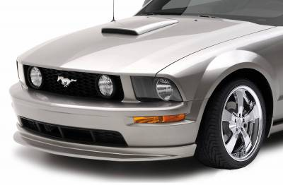 Mustang - Hood Scoops - 3dCarbon - Ford Mustang 3dCarbon Hood Scoop II - 691268