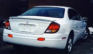 Spoilers - Custom Wing - California Dream - Oldsmobile Alero California Dream Custom Style Spoiler - Unpainted - 15N2