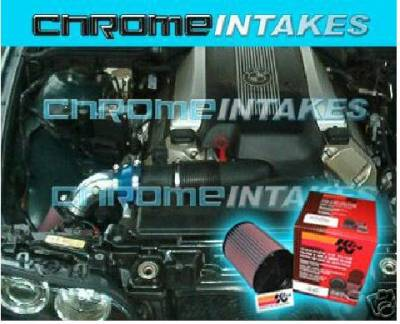 Air Intakes - OEM - Custom - E38 Performance Intake -  Plus 18HP