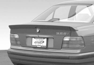 Spoilers - Custom Wing - Wings West - Flush Mount 3 piece with no Light