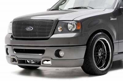 Mark - Front Bumper - 3dCarbon - Lincoln Mark 3dCarbon Front Air Dam - 691523