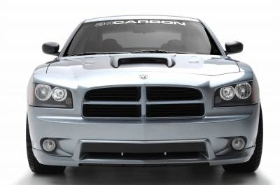 3dCarbon - Dodge Charger 3dCarbon Front Air Dam - 691527