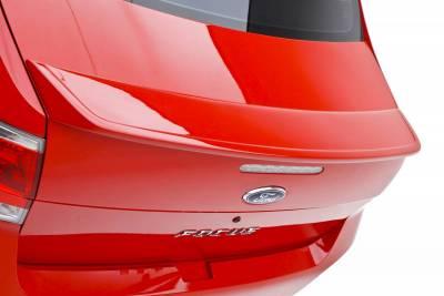 Spoilers - Custom Wing - 3dCarbon - Ford Focus 3dCarbon Deck Lid Spoiler - 691550