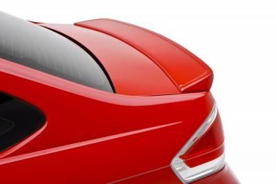 Spoilers - Custom Wing - 3dCarbon - Ford Focus 4DR 3dCarbon Deck Lid Spoiler - 691550