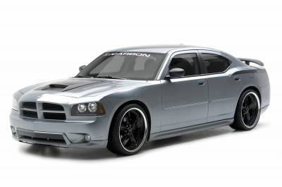 3dCarbon - Dodge Charger 3dCarbon Body Kit - 4PC - 691559