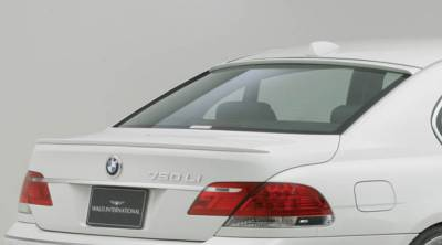 Wald - E65 Roof Wing Spoiler
