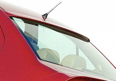 Spoilers - Custom Wing - Wings West - J-Spec Rear Window Spoiler