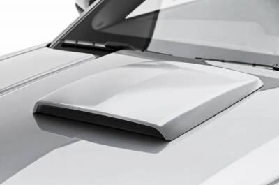 Mustang - Hood Scoops - 3dCarbon - Ford Mustang 3dCarbon Hood Scoop - 691608