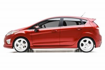 Fiesta - Front Bumper - 3dCarbon - Ford Fiesta 3dCarbon Front Air Dam - 691621