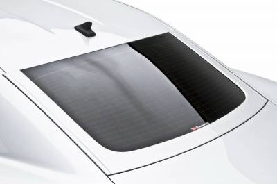 3dCarbon - Chevrolet Camaro 3dCarbon Rear Window U Trim - 691806